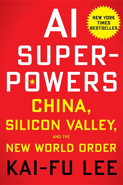 Cover art for AI Superpowers