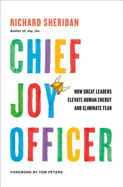 Cover art for Chief Joy Officer