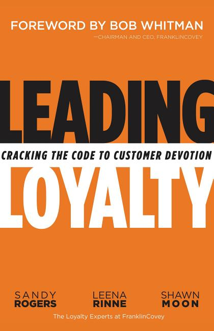 Cover art for Leading Loyalty