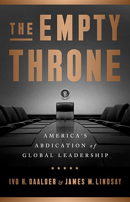 Cover art for The Empty Throne