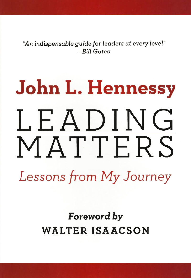 Cover art for Leading Matters