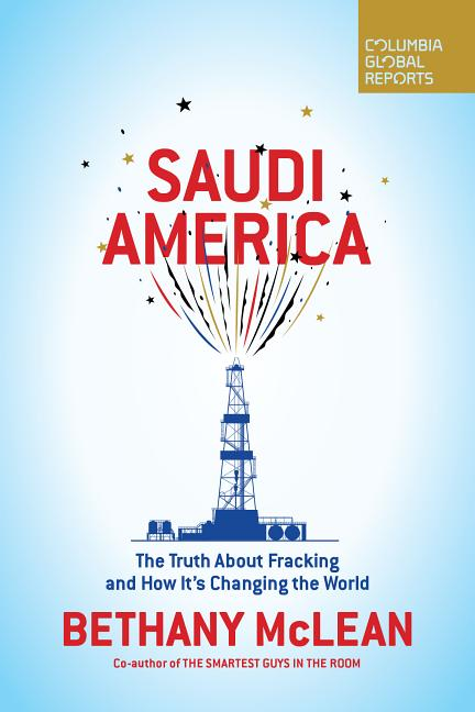 Cover art for Saudi America