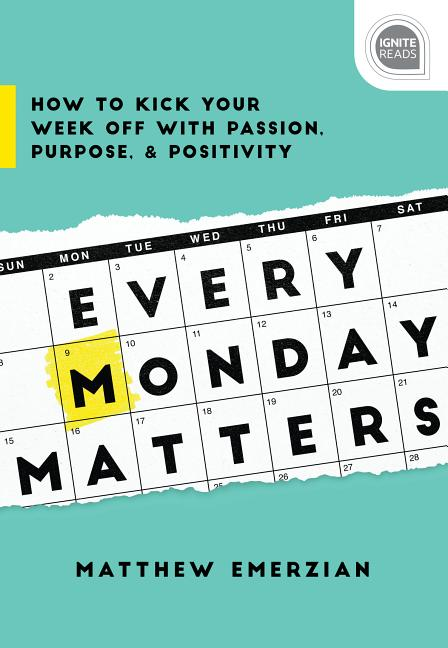 Cover art for Every Monday Matters