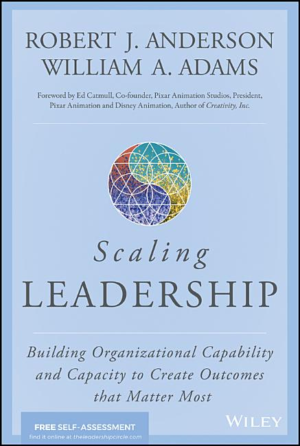 Cover art for Scaling Leadership