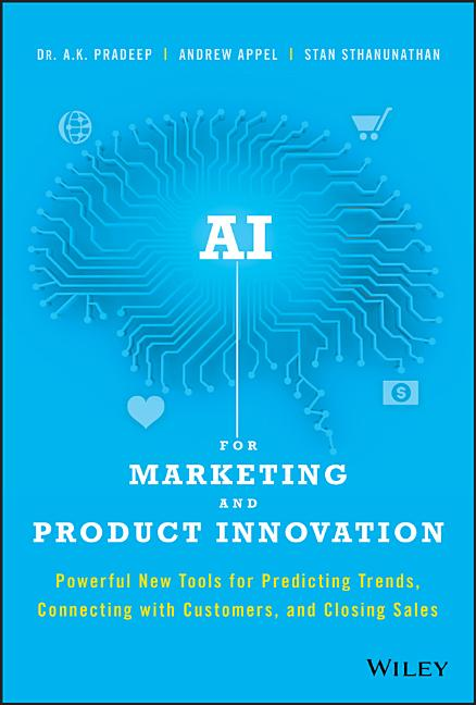 Cover art for AI for Marketing and Product Innovation