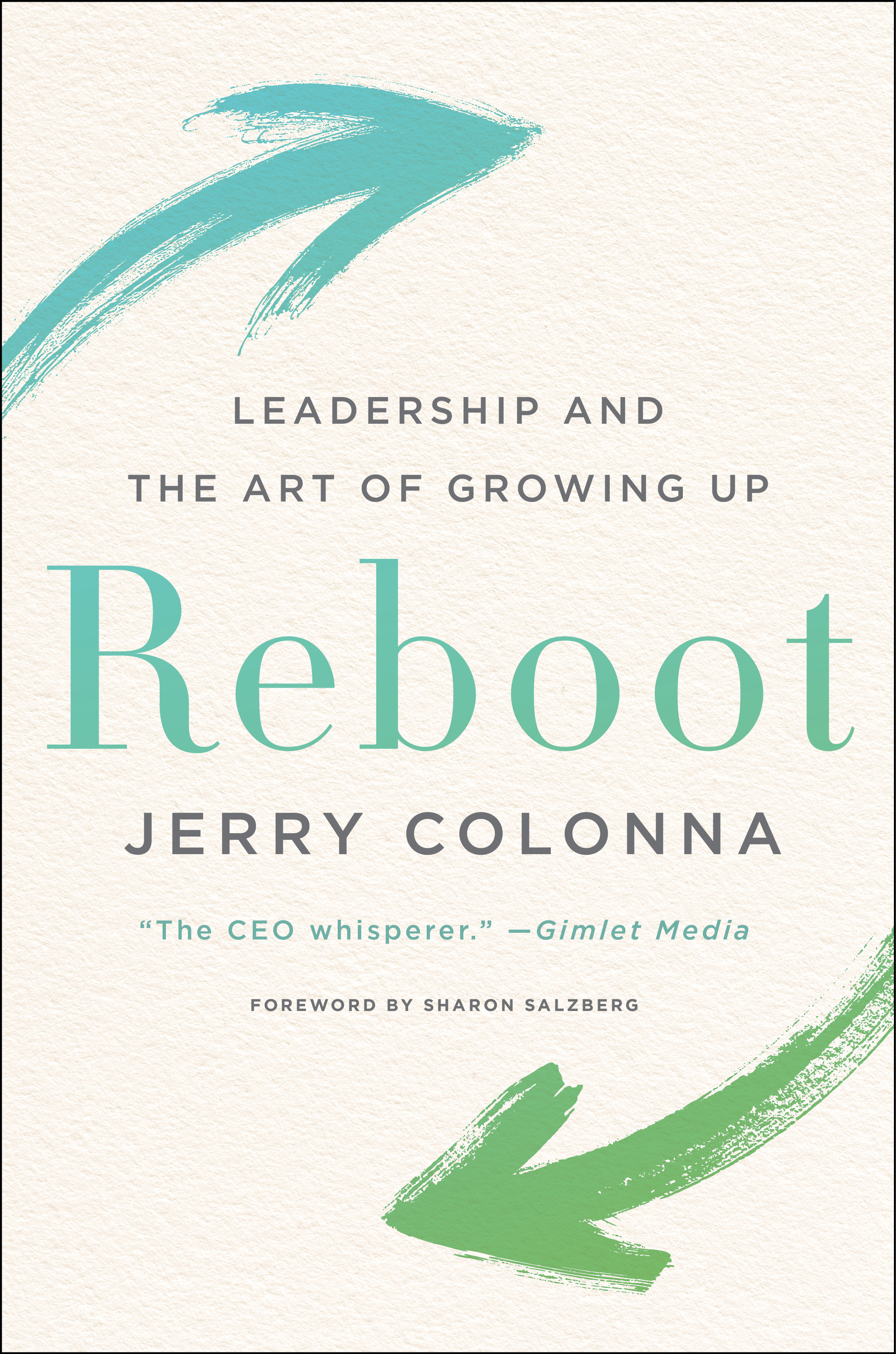 Cover art for Reboot