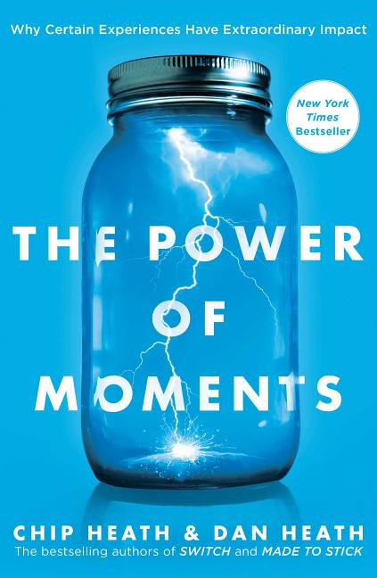 Cover art for The Power of Moments