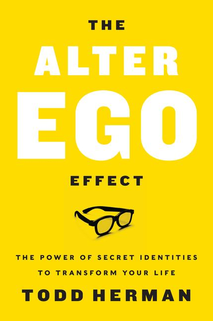Cover art for The Alter Ego Effect
