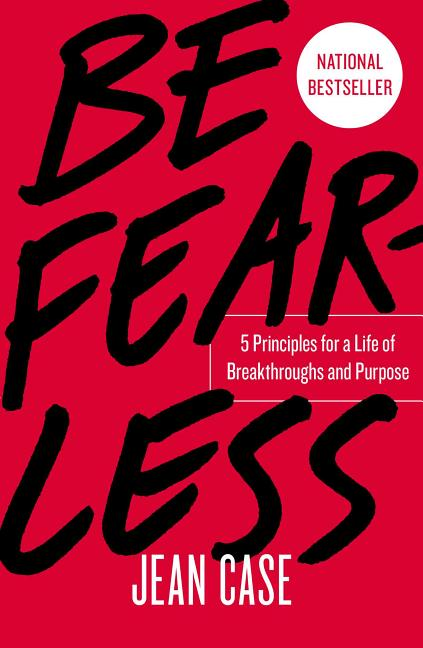 Cover art for Be Fearless