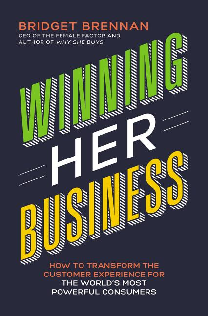 Cover art for Winning Her Business