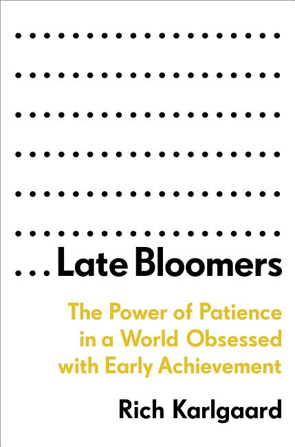 Cover art for Late Bloomers