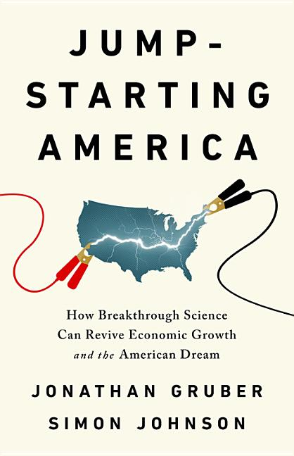 Cover art for Jump-Starting America