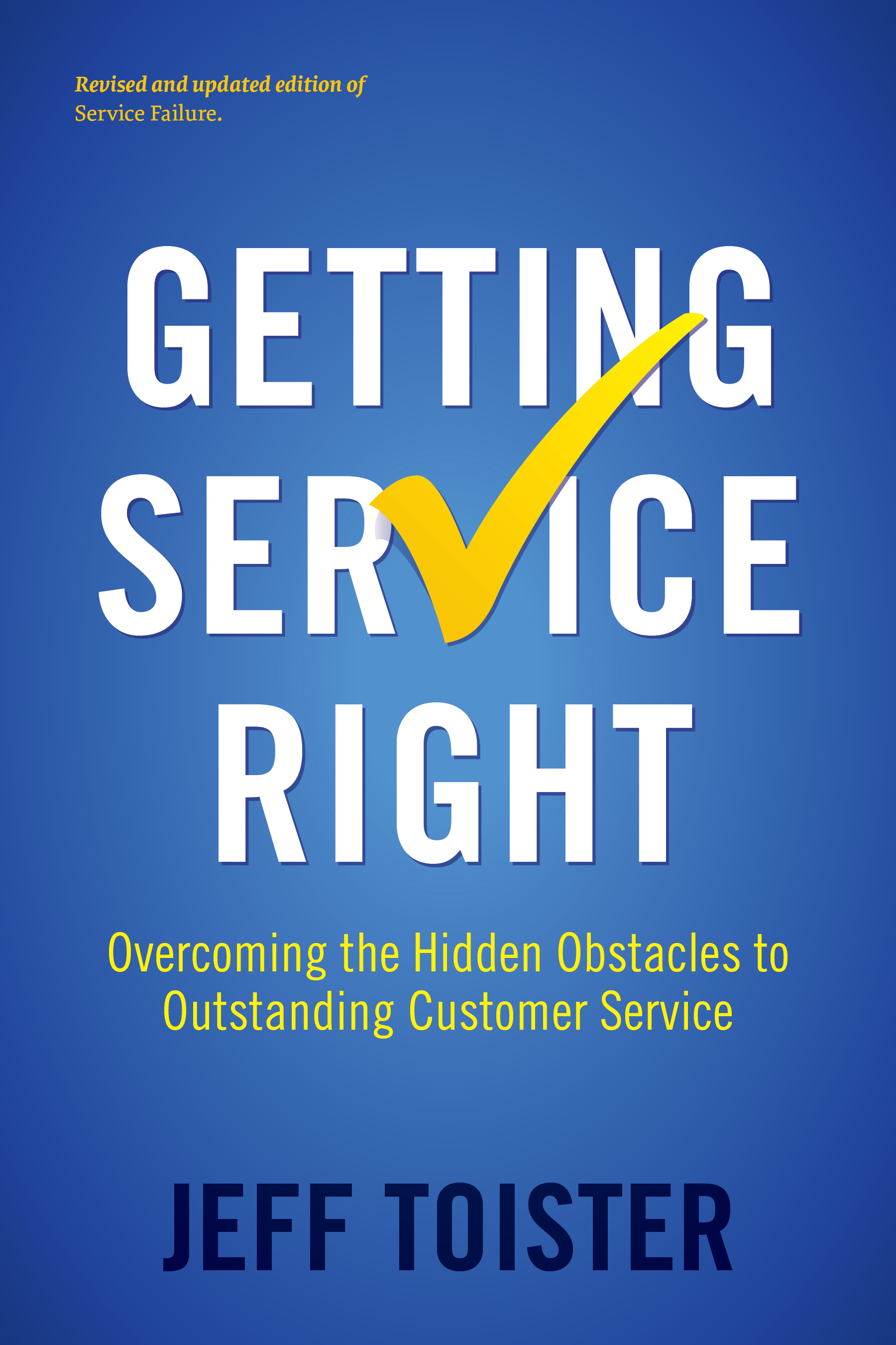 Cover art for Getting Service Right