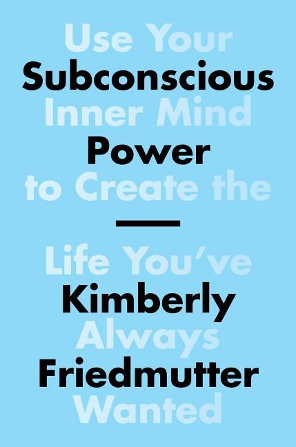 Cover art for Subconscious Power