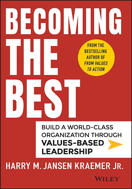 Cover art for Becoming the Best