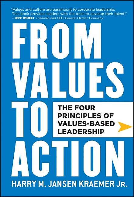 Cover art for From Values to Action