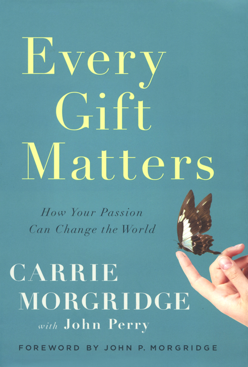 Cover art for Every Gift Matters