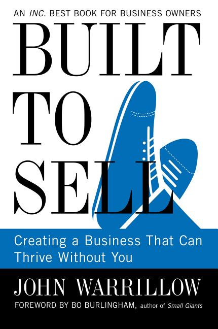 Cover art for Built to Sell