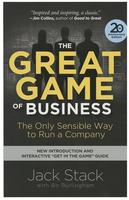 Cover art for The Great Game of Business