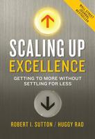 Cover art for Scaling Up Excellence