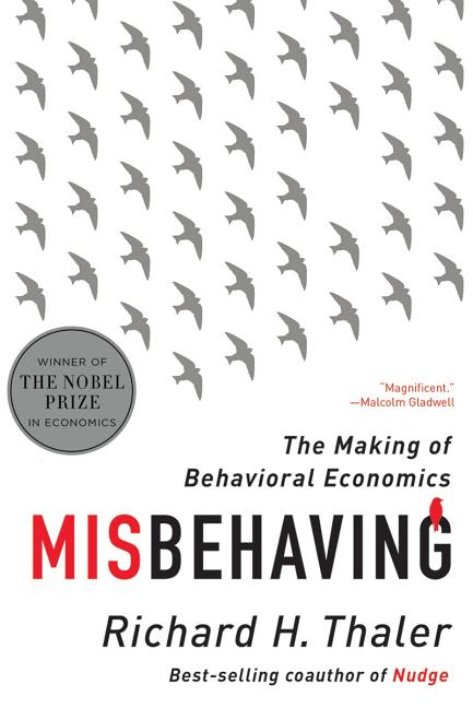 Cover art for Misbehaving