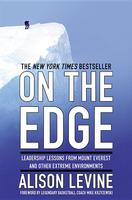 Cover art for On the Edge