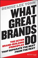 Cover art for What Great Brands Do