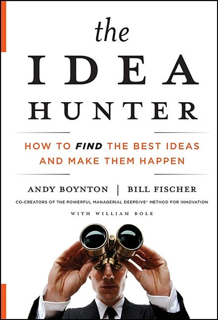 Cover art for The Idea Hunter