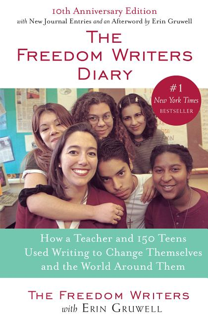 Cover art for The Freedom Writers Diary