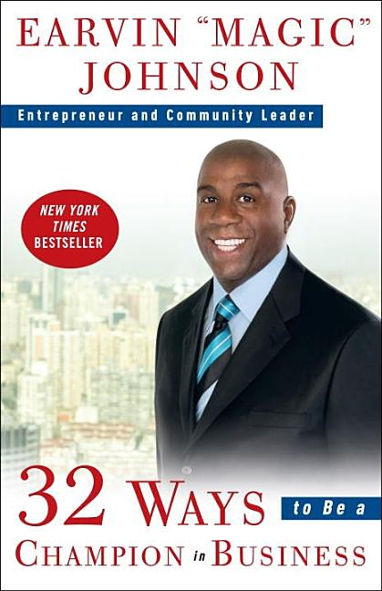 Cover art for 32 Ways to Be a Champion in Business