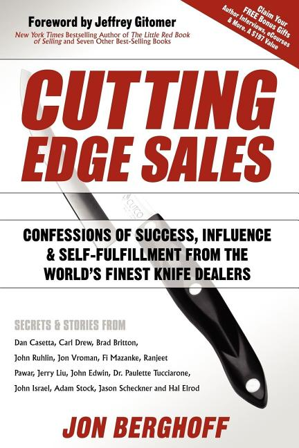 Cover art for Cutting Edge Sales