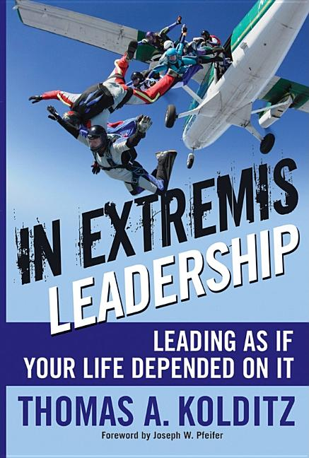 Cover art for In Extremis Leadership