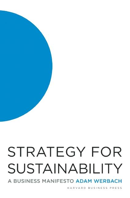 Cover art for Strategy for Sustainability