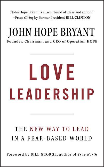 Cover art for Love Leadership