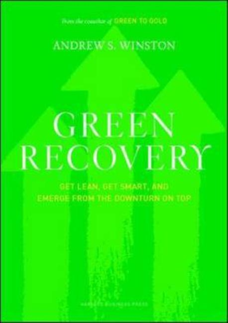 Cover art for Green Recovery