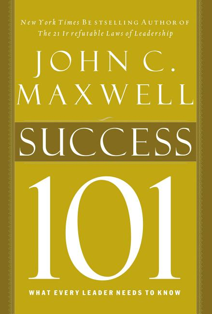 Cover art for Success 101