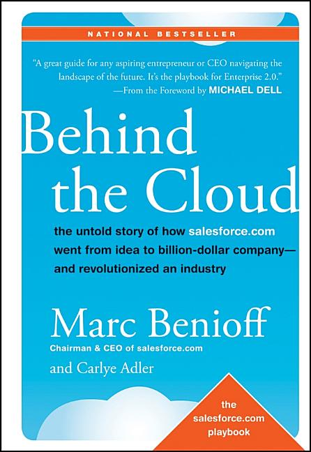 Cover art for Behind the Cloud
