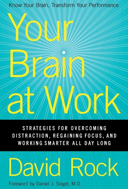 Cover art for Your Brain at Work