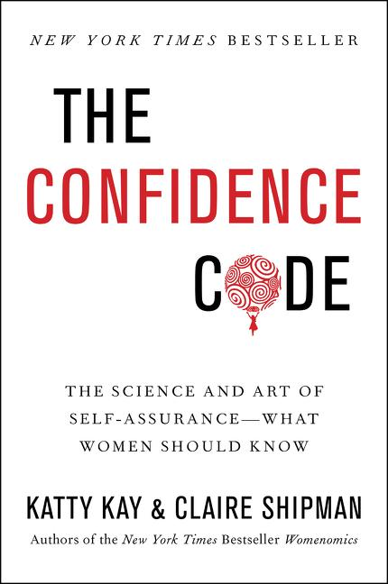 Cover art for The Confidence Code