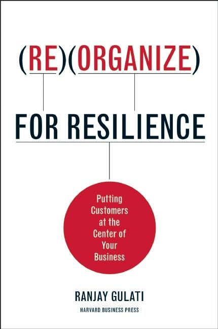 Cover art for Reorganize for Resilience