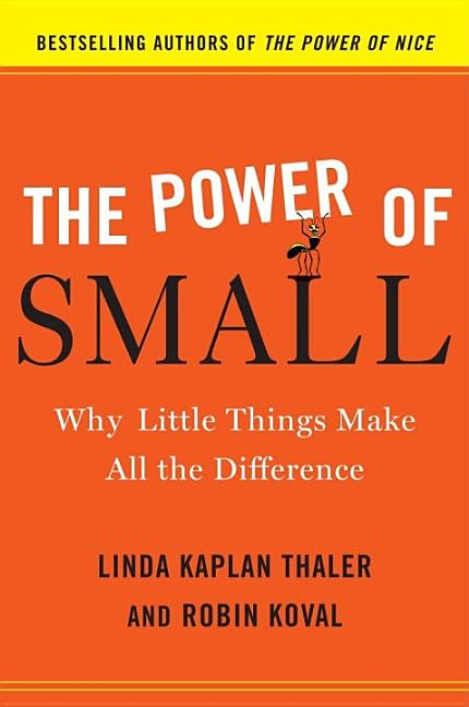 Cover art for The Power of Small