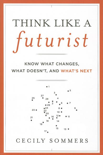 Cover art for Think Like a Futurist