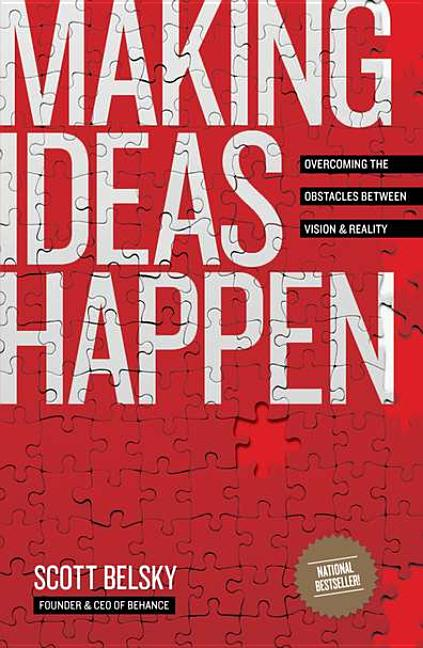 Cover art for Making Ideas Happen