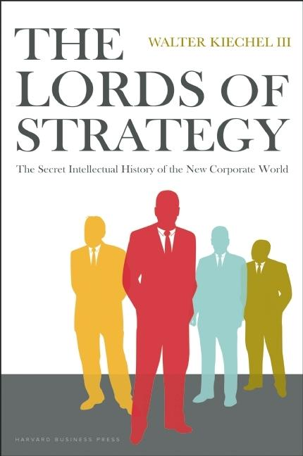 Cover art for The Lords of Strategy