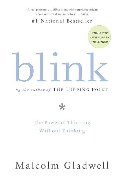Cover art for Blink