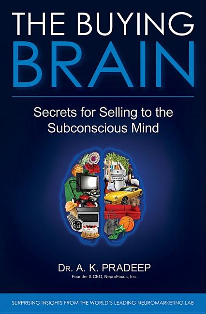 Cover art for The Buying Brain