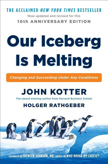 Cover art for Our Iceberg Is Melting