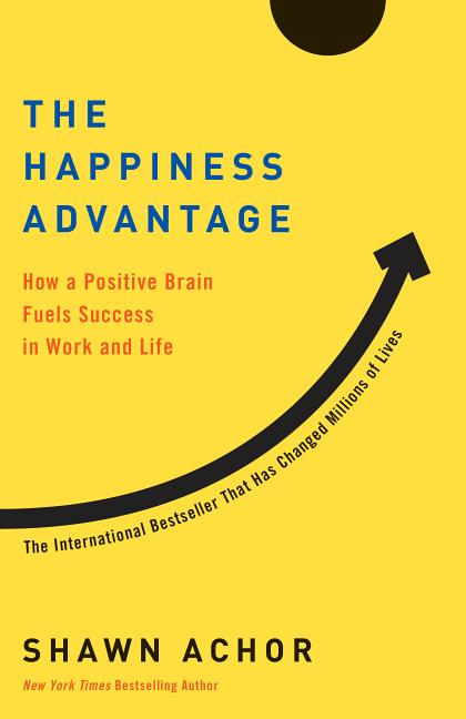 Cover art for The Happiness Advantage