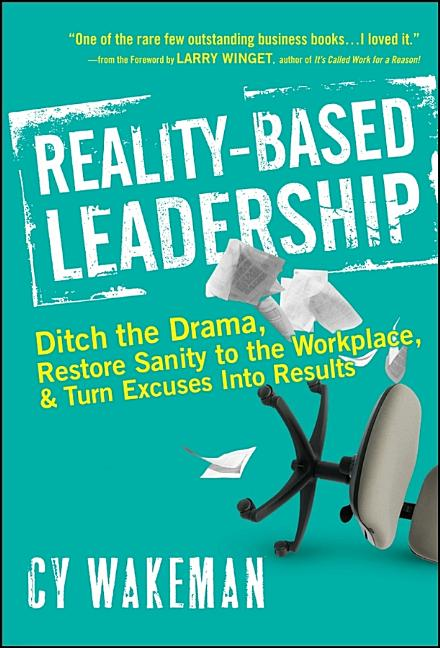 Cover art for Reality-Based Leadership