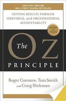 Cover art for The Oz Principle